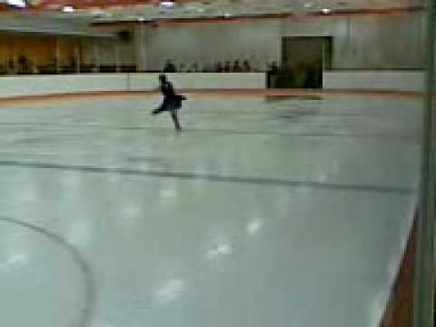 Ice skating in sutton in ashfield