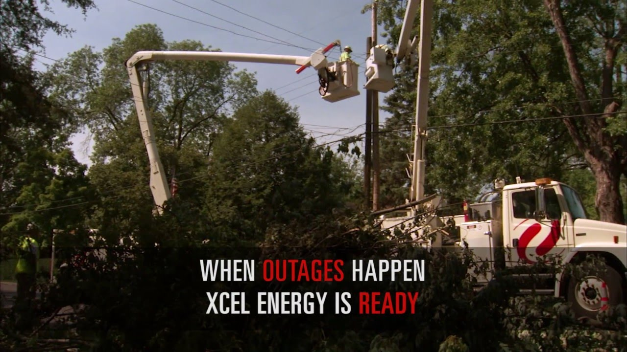 Xcel Energy: Several outages reported, stay away from power lines