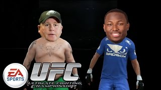 Chip Kelly V LeSean McCoy - EA Sports UFC