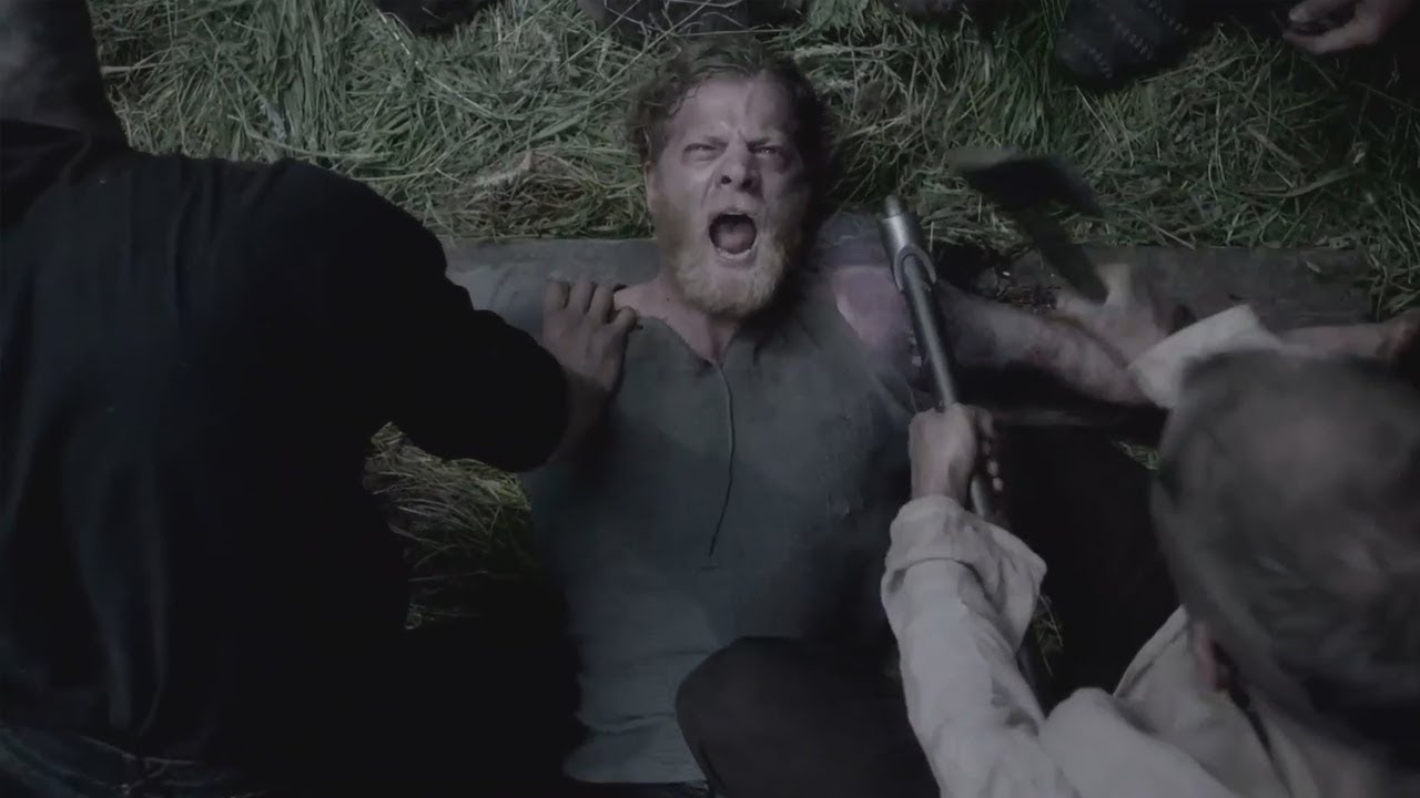 Download Torstein gets his Arm cut off | Vikings [HD]