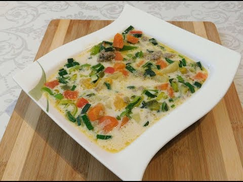 рецепт супа капустнка