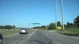 Time Lapse - Driving in Austin, Texas October 12, 2010