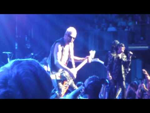 Scorpions at Grand Ole Opry House, Nashville, TN. May 9 , 2016