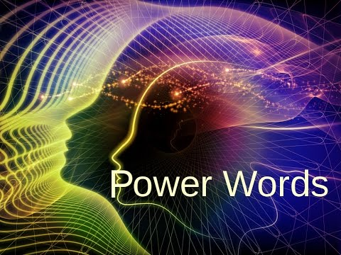 Power Words: One word Affirmations for a MAGNIFICENT lifesty