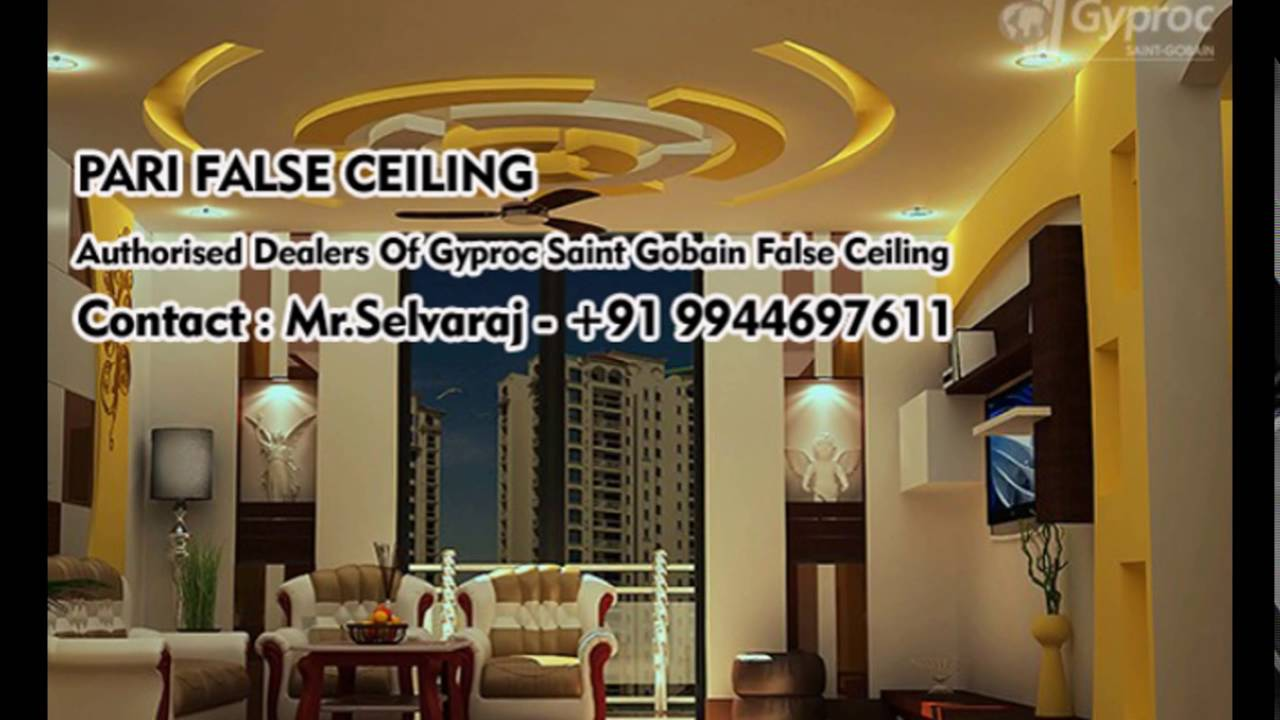 BEST FALSE CEILING DESIGNS FOR LIVING ROOMBEDROOMDINING HALL CALL 9944697611