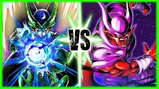 Perfect Cell Vs Janemba Episode 3