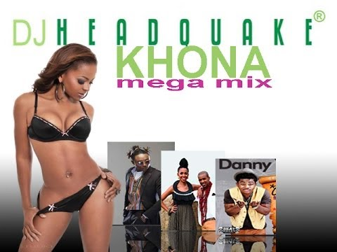 Khona Mega Mix by DJ HEADQUAKE. ft. Mafikizolo, Terry G, Danny Young.