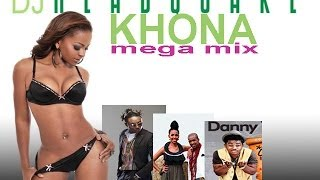 Khona Mega Mix by DJ HEADQUAKE. ft. Mafikizolo, Terry G, Danny Young.