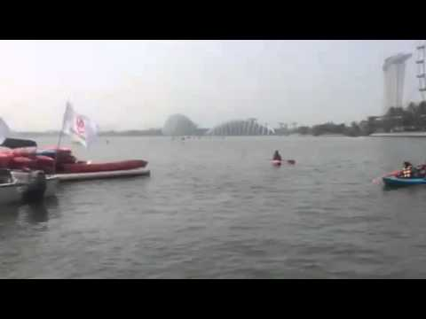 Launch of PAssion WaVe @ Marina Bay