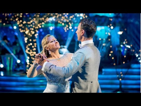 Heather & Ian Viennese Waltz to 'She's Always a Woman'  - The People's Strictly: 2015 - BBC One
