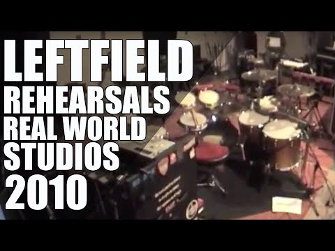 Leftfield 2010 - the beginning