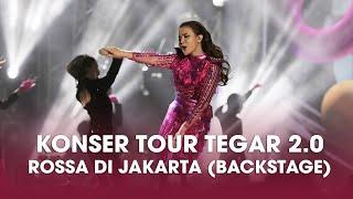 Download lagu ROSSA - TEGAR 2.0 JAKARTA (BACKSTAGE MOMENT)