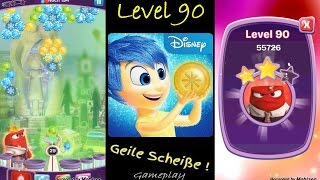 Disney Inside Out Thought Bubbles - Level 90  / Alles steht Kopf / Vice-Versa  / Головоломка