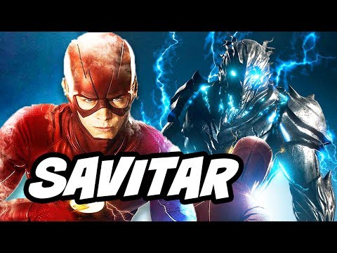 Thumbnail: The Flash 3x23 Promo Finale - Savitar's True Power