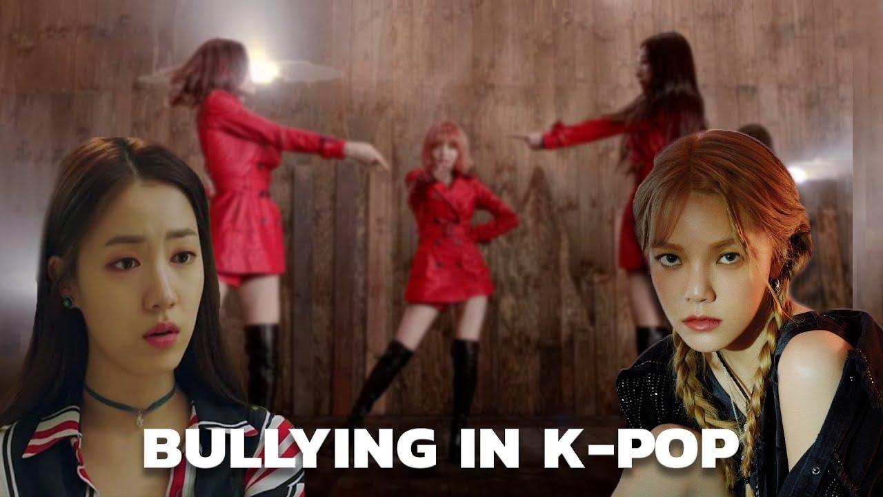 Bullying In The K-pop Industry
