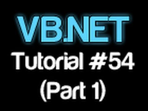 VB.NET Tutorial 54 - Regex (Part 1) (Visual Basic 2008/2010)