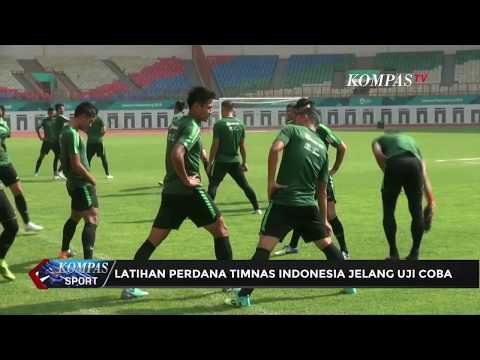 Latihan Timnas Indonesia Jelang FIFA Matchday Mp3