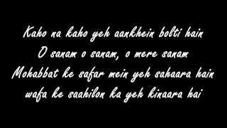 Murder- kaho naa kaho lyrics