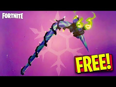 How To UNLOCK The HALLOWEEN Minty Pickaxe NOW! (Fortnite Chapter 2)