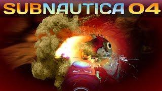 Subnautica #004 | Kuscheln mit explodierenden Fischen | Let's Play Gameplay German Deutsch thumbnail