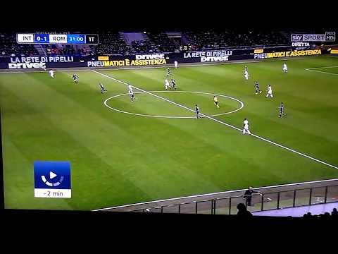 Inter 0 Roma 1