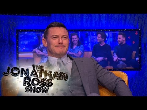 Luke Evans And Taron Egerton Have A Welsh Off  The Jonathan Ross
