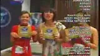 Indonesian Idol 2008 HOSTS 2