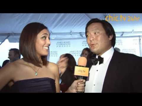 Chef Ming Tsai - James Beard Foundation Awards