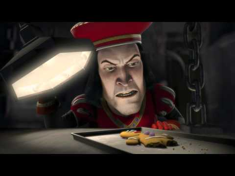 "Shrek Moments - ""Interrogating Gingy"""