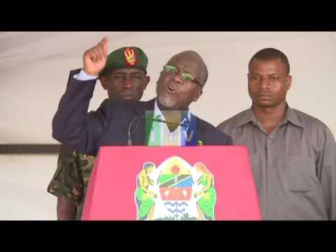 Rais Dk John Pombe Magufuli aridhishwa na kasi ya uwekezaji wa viwanda mkoani Pwani