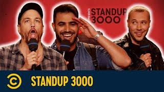 STANDUP 3000 – Urbanes Treiben