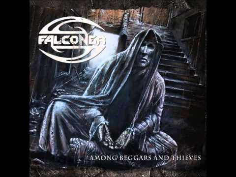 Falconer - Viddernas Man (Lyrics)