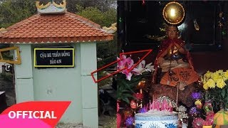Tâm Linh Có Thật- Giải Mã Ngôi Miếu Cậu Bé Thần Đồng Bảo An Bị Tảng Đá hút Vào Ở Cà Ná Ninh Thuận