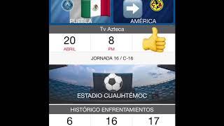 Pronósticos de la jornada 16 del cl 2018 de la liga mexicana