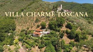 Villa Charme Toscana Forte dei Marmi ~ Breathtaking Drone View(, 2017-07-16T11:19:33.000Z)