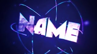 Free 3D Intro #33 | Cinema 4D/AE Template