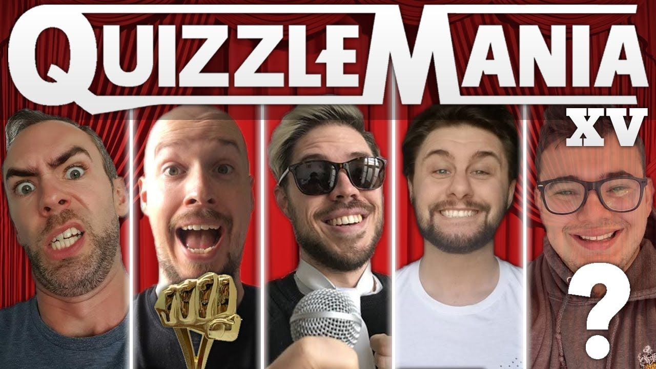 QuizzleMania XV feat. THE RETURN of Sean Ross Sapp & Also Maybe Louis?