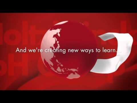 Macmillan education promo video produced by MTJ Media