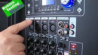 Overview of the PYLE PPHP898MX…