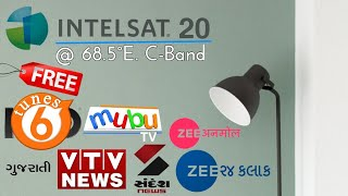 Download Dd Free Dish Latest Update 16 January 2019 Intelsat 20 68 5