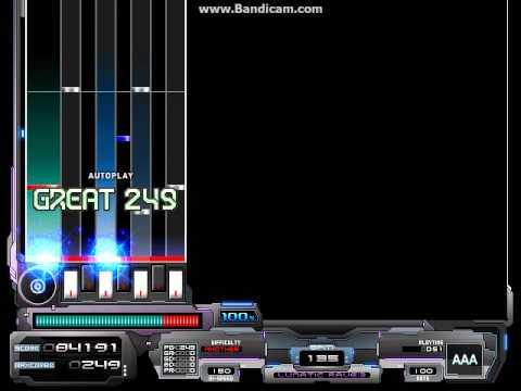 LR2: .59 (Another version) / dj TAKA Autoplay Playthough