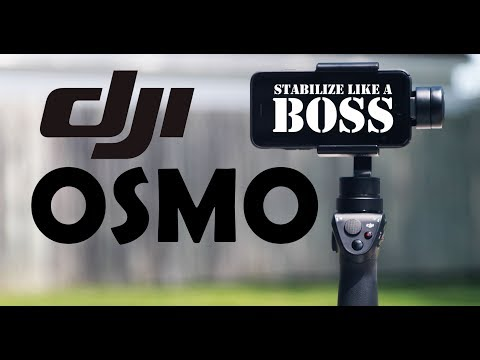 DJI Osmo Mobile Review | Is it the Best Gimbal in 2017?