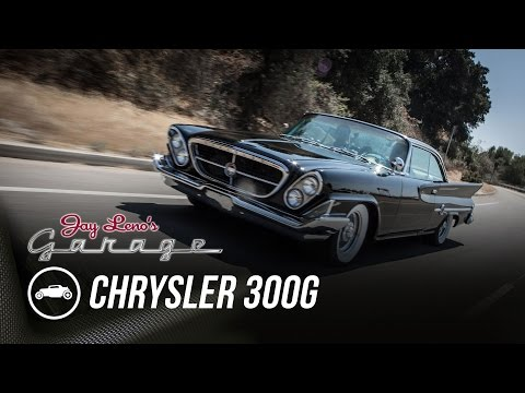 1961 Chrysler 300G - Jay Leno's Garage