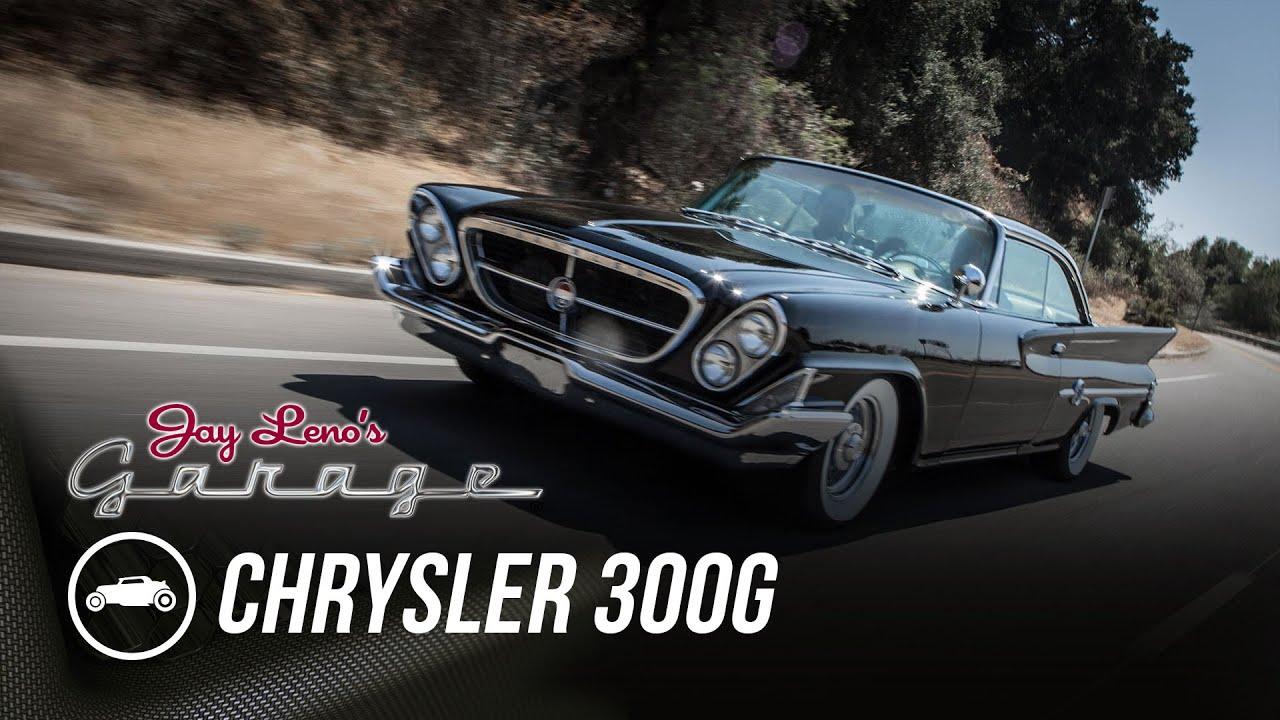 Chrysler Jay Leno S Garage Youtube