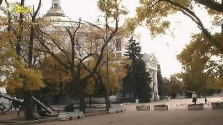 Севастопольская панорама. Взгляд через столетия.(Севастопольская панорама. Видеозарисовка оператора сайта НАШ МАРШРУТ на главную достопримечательность..., 2011-12-21T21:32:35.000Z)