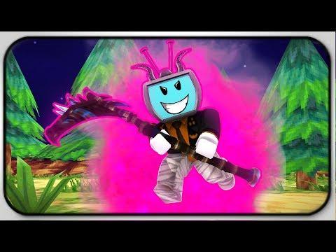 Roblox Elemental Battlegrounds - Reaper Element Gameplay