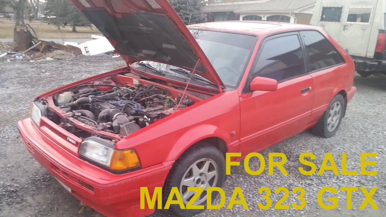 mazda 323 gtx for sale near me. Black Bedroom Furniture Sets. Home Design Ideas