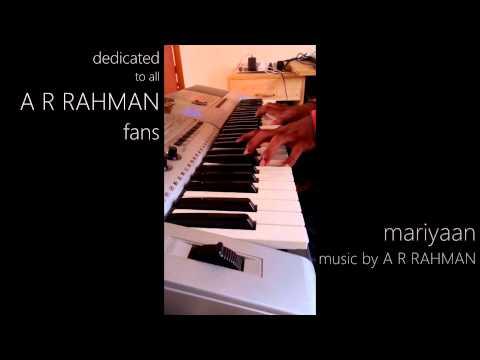 nenje yezhu | mariyan | music by - A R Rahman