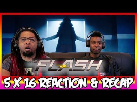 "The Flash Season 5 Episode 16 Reaction & Review ""Failure Is An Orphan"""