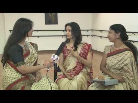 Savitha Sastry famous Bharatanatyam Dancer speaking to Desiplaza TV
